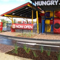 Hungry Jacks, Melton